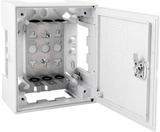 EFB Elektronik 46025.3 Kunststof verdeler Box I BOX I met grendel 3 LSA-strips 2/10 1 stuks