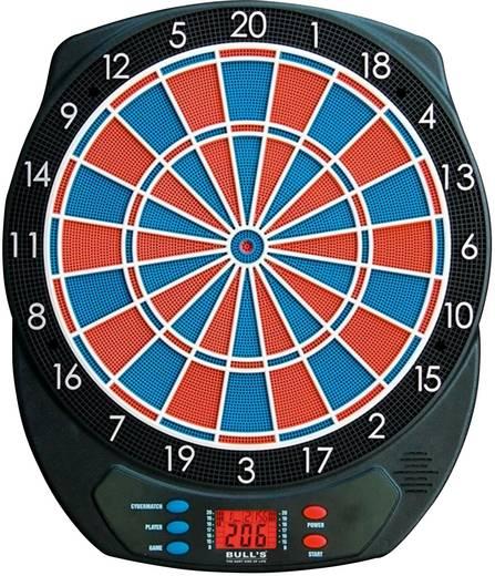 E-Dart-Bull's Scorpy 2-gats 72105214 Elektronisch dartbord Leeftijdsklasse: vanaf 14 jaar