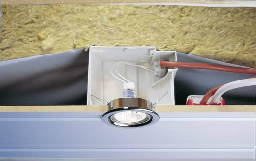 Armatuur Ø: 82 mm Inbouwbehuizing voor laagspanning halogeen inbouwspots 621058
