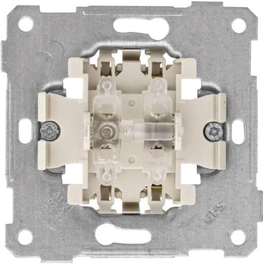 PERA Inbouw Dubbele wisselschakelaar Pera 2100-004-0200