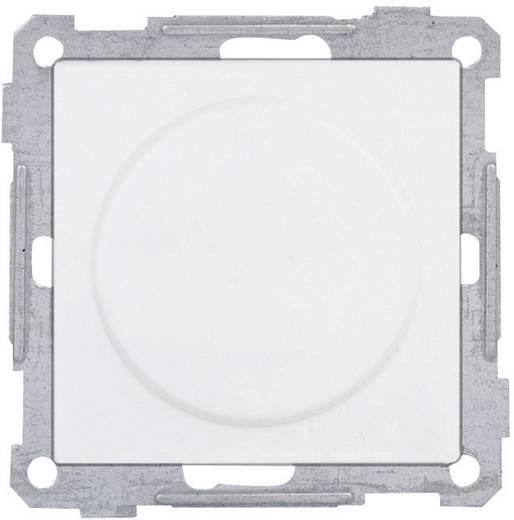 PERA Inbouw Stopcontact met randaarde Pera Wit 105016
