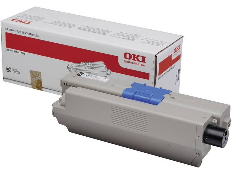 OKI Tonercassette C301 C321 44973536 Origineel Zwart 2200 bladzijden