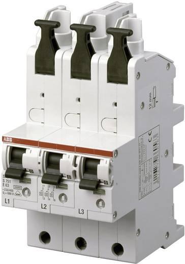 Zekeringautomaat 3-polig 63 A ABB 2CDS781001R4632