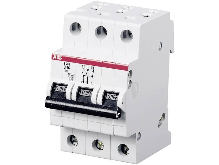 Zekeringautomaat 25 A ABB 2CDS253001R0255