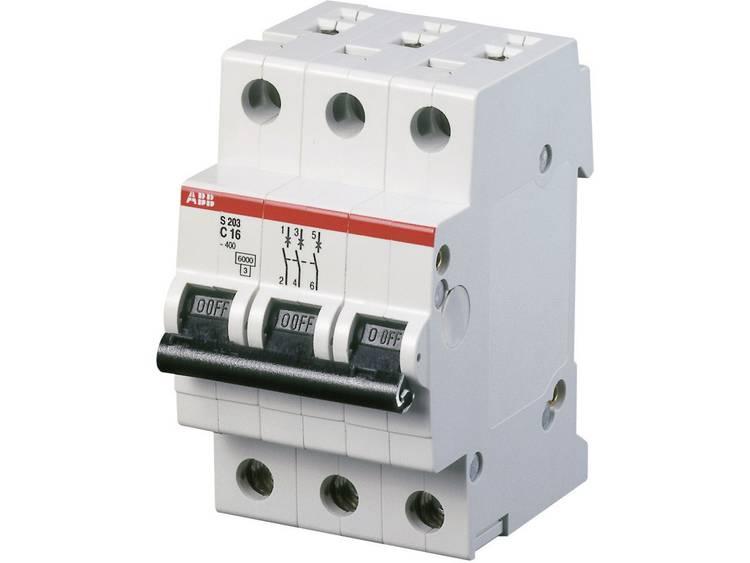 Zekeringautomaat 20 A ABB 2CDS253001R0204
