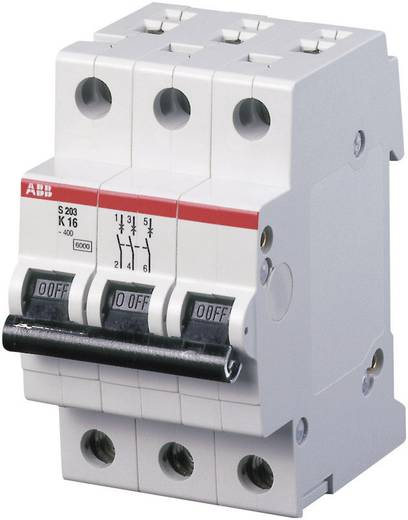 Zekeringautomaat 3-polig 20 A ABB 2CDS253001R0487