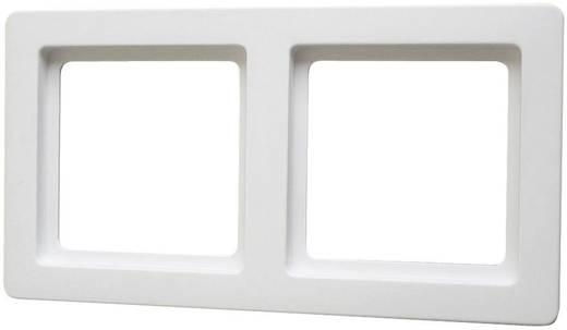 Berker 2-voudig Frame Q.1 Polar-wit 1012 60 89