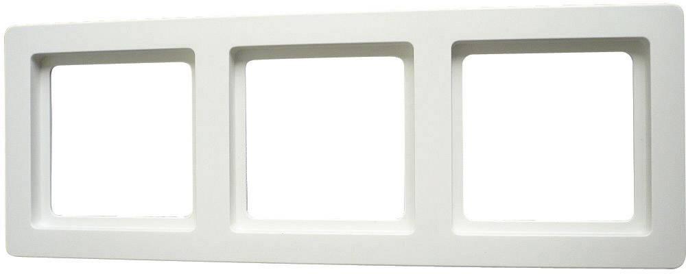 Berker 3-voudig Frame Q.1 Polar-wit 1013 60 89 | Conrad.nl