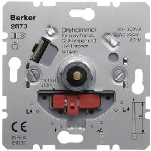 Berker Inbouw Dimmer K.5, K.1, Q.3, Q.1, S.1, B.7, B.3, B.1, R.1/R.3 2873