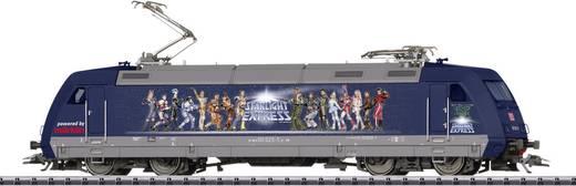 """TRIX H0 T22197 H0 elektrische locomotief BR 101 van de DB AG """"25 jaar Starlight Express"""" Gelijkstroom (DC), digitaal met"""