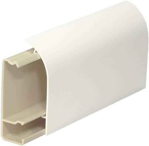 Kabelgoot 2 m wit voor plintsysteem Wit