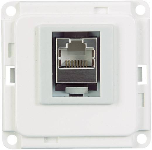 Elektro plintsysteem Gebruik voor ISDN 71682 Wit