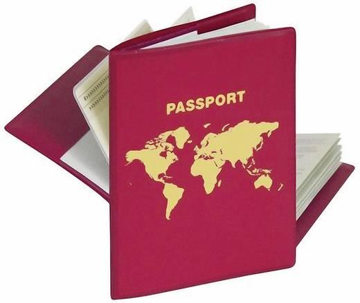 Herma Schutz für Reisepass (1 Hülle mit 2 Innentaschen) RFID-beschermhoesjes