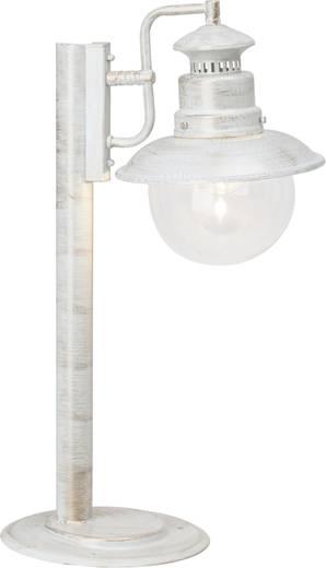 Staande buitenlamp Gloeilamp E27 60 W Brilliant Artu 46984/30 Wit, Goud