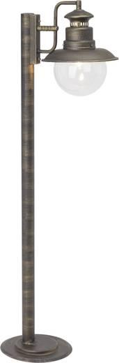 Staande buitenlamp Gloeilamp E27 60 W Brilliant Artu 46985/86 Zwart, Goud