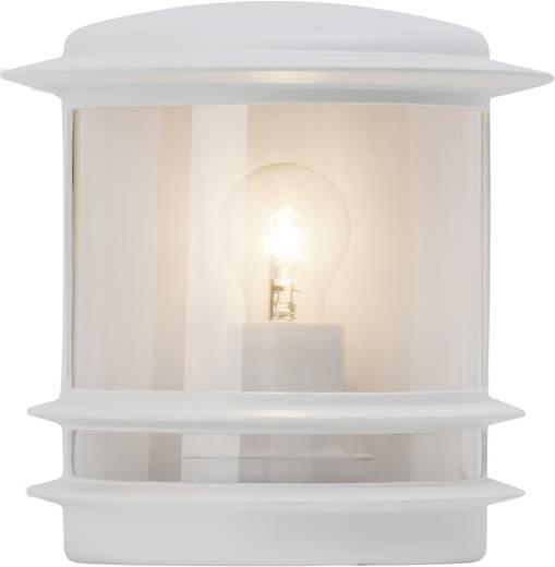 Buitenwandlamp E27 60 W Brilliant Hollywood wit 47880/05 Wit