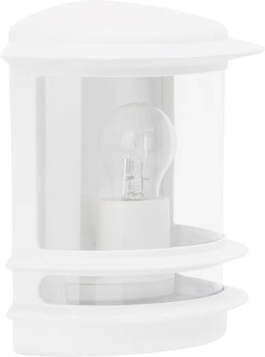Buitenwandlamp E27 60 W Brilliant Hollywood 47880/05 Wit