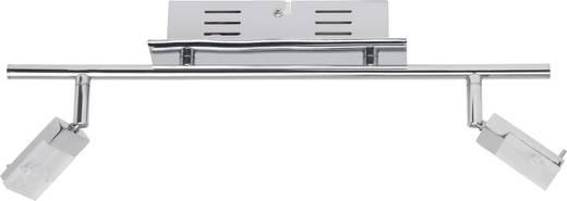 LED-plafondspot 6 W Warmwit Brilliant Hajo G16413/15 Chroom, Wit