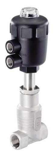 Bürkert 146438 2/2-weg Luchtgestuurd ventiel G 1/2 mof Materiaal (behuizing) RVS Afdichtmateriaal PFTE