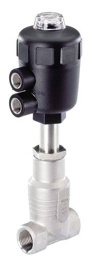 Bürkert 146505 2/2-weg Luchtgestuurd ventiel G 1 mof Materiaal (behuizing) RVS Afdichtmateriaal PFTE