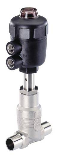 Bürkert 152857 2/2-weg Luchtgestuurd ventiel Materiaal (behuizing) RVS Afdichtmateriaal PFTE