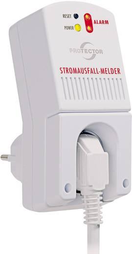 Protector SAM 1000 Stroomuitvalmelder Werkt op een accu Geluidsniveau 85 dB (A)