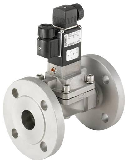 Bürkert 134555 2/2-weg Servogestuurd ventiel 24 V/AC Materiaal (behuizing) RVS Afdichtmateriaal FKM