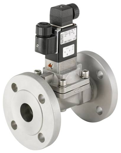 Bürkert 134581 2/2-weg Servogestuurd ventiel 230 V/AC Materiaal (behuizing) RVS Afdichtmateriaal EPDM