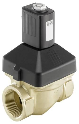 Bürkert 227724 2/2-weg Servogestuurd ventiel 24 V/AC G 1 1/2 mof Nominale breedte 40 mm Materiaal (behuizing) Messing Afdichtmateriaal FKM