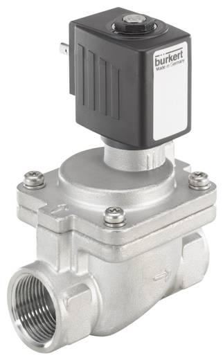 Bürkert 228392 2/2-weg Servogestuurd ventiel 230 V/AC G 3/4 mof Nominale breedte 20 mm Materiaal (behuizing) RVS Afdichtmateriaal FKM