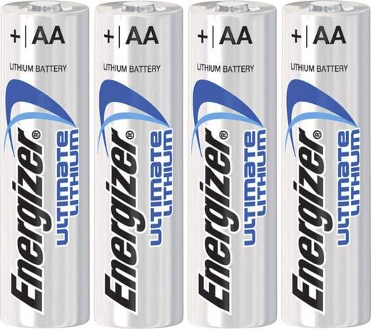 Energizer Ultimate LR06 AA batterij (penlite) Lithium 3000 mAh 1.5 V 2 stuks