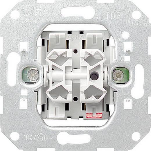 GIRA Inbouw Serieschakelaar Standaard 55, E2, Event Clear, Event, Event Opaque, Esprit, ClassiX, System 55 010500