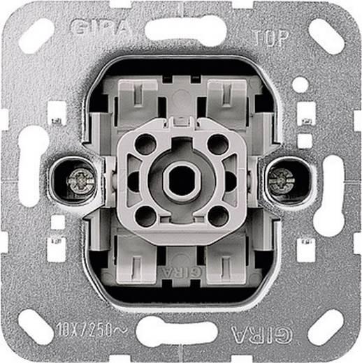 GIRA Inbouw Kruisschakelaar Standaard 55, E2, Event Clear, Event, Event Opaque, Esprit, ClassiX, System 55 010700