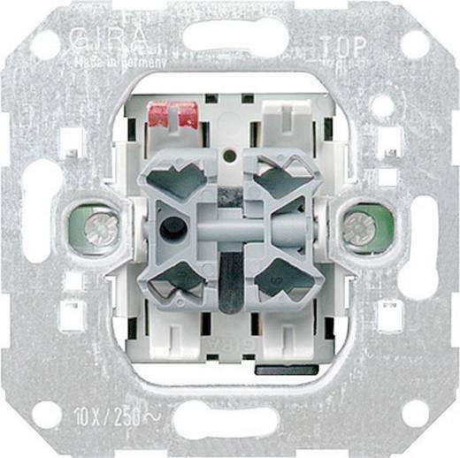 GIRA Inbouw Jaloezie-knop Standaard 55, E2, Event Clear, Event, Event Opaque, Esprit, ClassiX, System 55 015800