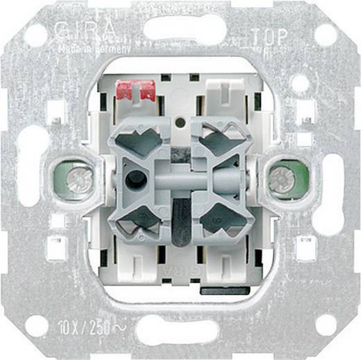 GIRA Inbouw Jaloezie-schakelaar Standaard 55, E2, Event Clear, Event, Event Opaque, Esprit, ClassiX, System 55 015900