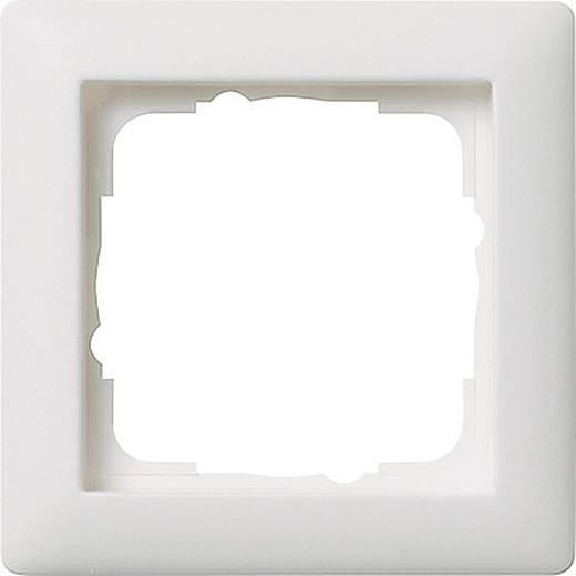 GIRA 1-voudig Frame System 55, Standaard 55 Zuiver wit, Mat 021103