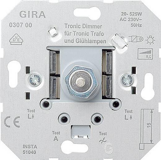 GIRA Inbouw Dimmer Standaard 55, E2, Event Clear, Event, Event Opaque, Esprit, ClassiX, System 55 030700