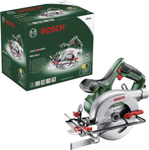 Bosch Home and Garden PKS 18 LI Accu-handcirkelzaag zonder accu 06033B1300