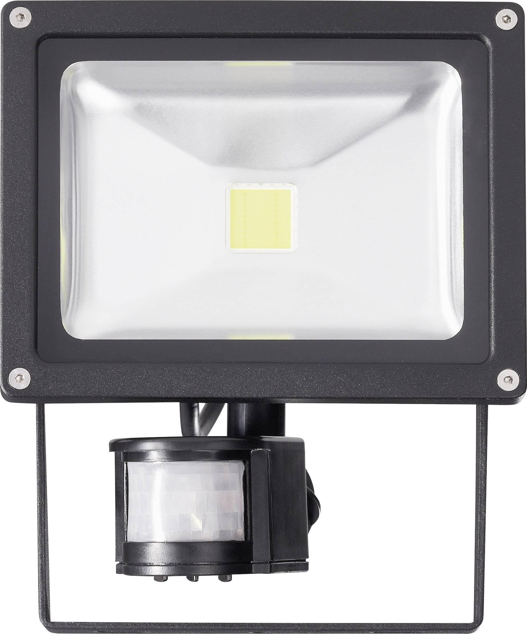 Fabulous LED-schijnwerper met bewegingsmelder 627900 LED | Conrad.nl ZS16