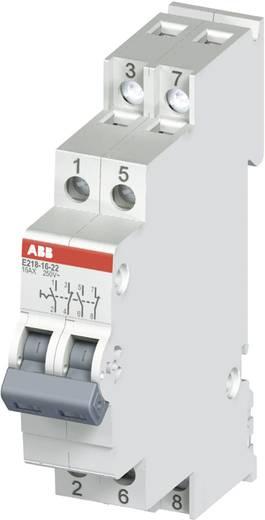 ABB 2CCA703060R0001 Controleschakelaar 16 A 2x NO, 2x NC 250 V/AC