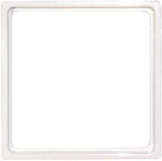 Merten 518525 Tussenlijst M actief-wit glanzend Wit (glanzend)