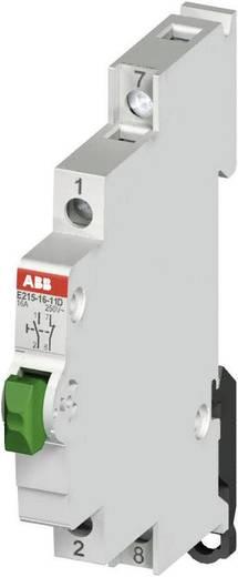 ABB 2CCA703150R0001 Druktoets 16 A 1x NO, 1x NC 250 V/AC