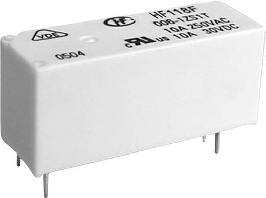 Hongfa HF118F/024-1ZS1(136) Printrelais 24 V/DC 8 A 1x wisselaar 1 stuks
