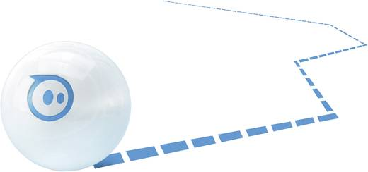Sphero iBall Robotic bluetooth bal versie 2