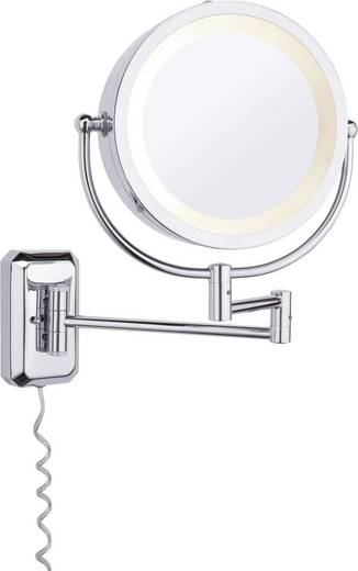 Badkamer wandlamp Halogeen E14 40 W Paulmann Bela 70349 Chroom