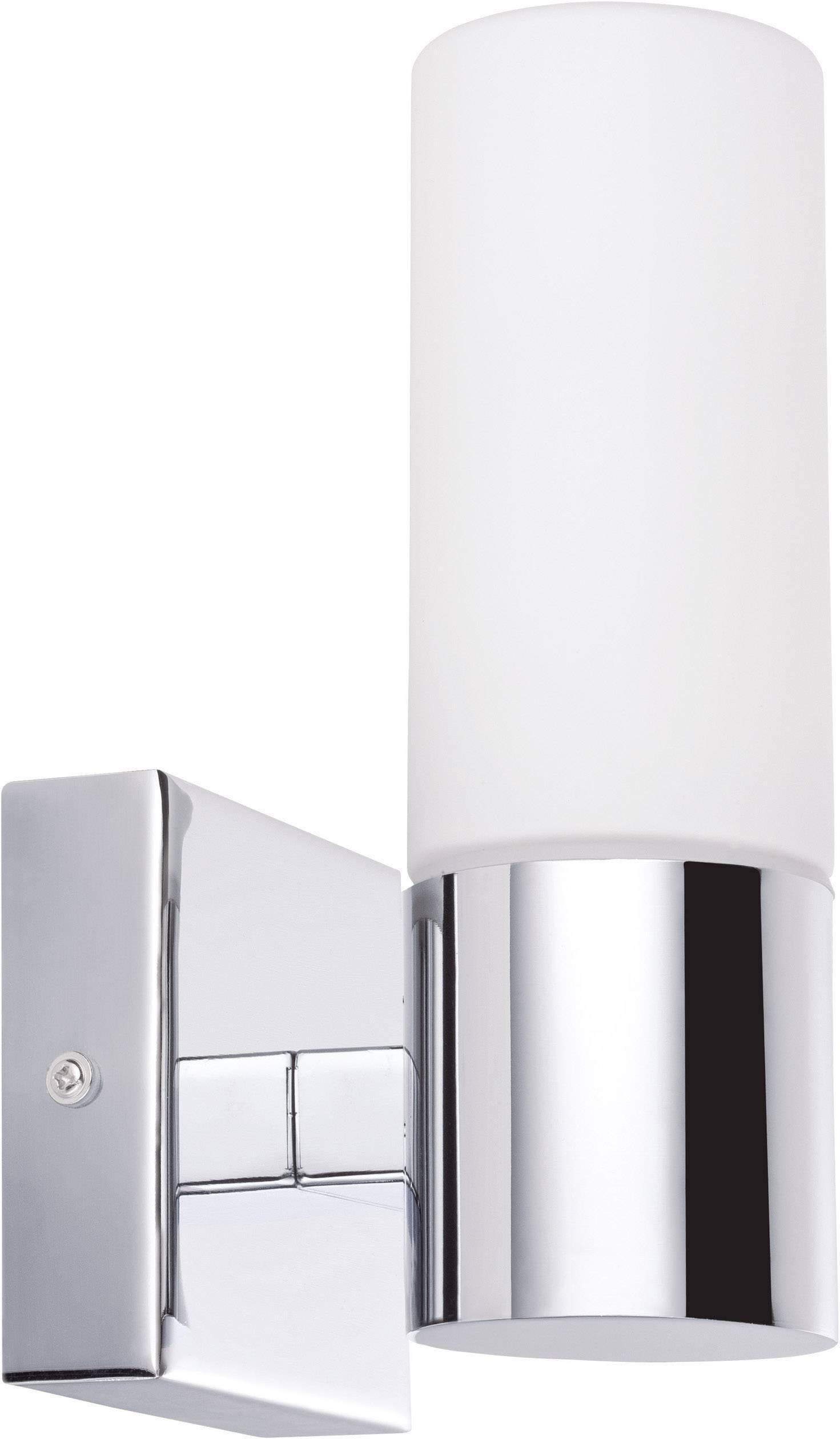 Badkamer wandlamp Halogeen, Spaarlamp E14 40 W Paulmann Gemini 70354 ...