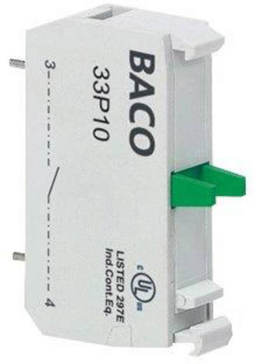 Contact element 1x NC schakelend 600 V BACO BA33P01 1 stuks