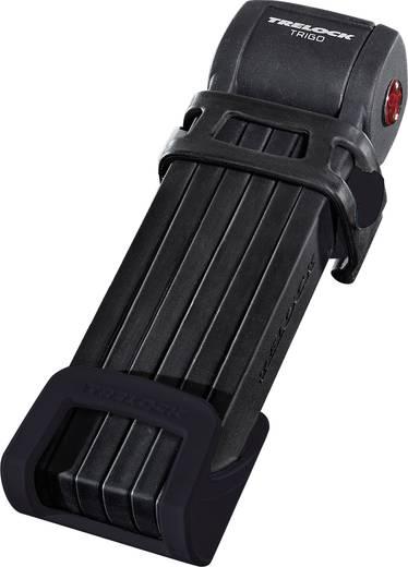 Vouwslot Trelock FS300/85 Zwart Sleutelslot