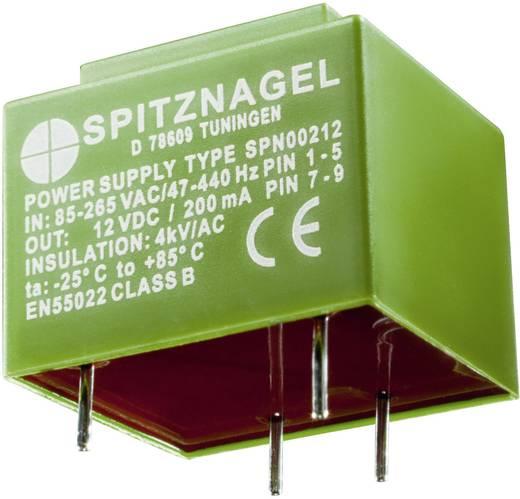 Spitznagel SPN 00224 AC/DC printnetvoeding 24 V/DC 0.1 A 2.4 W