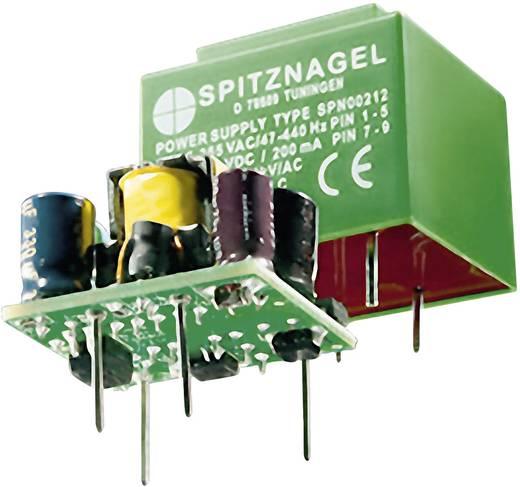Spitznagel SPN 00212 AC/DC printnetvoeding 12 V/DC 0.2 A 2.4 W